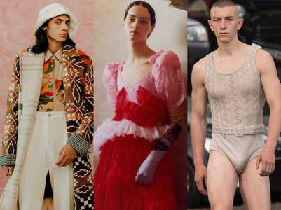 Highlights from London Fashion Week 2021
