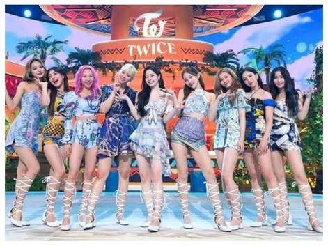 Alcohol-Free: India rank number 2 among TWICE's top streamers on YouTube