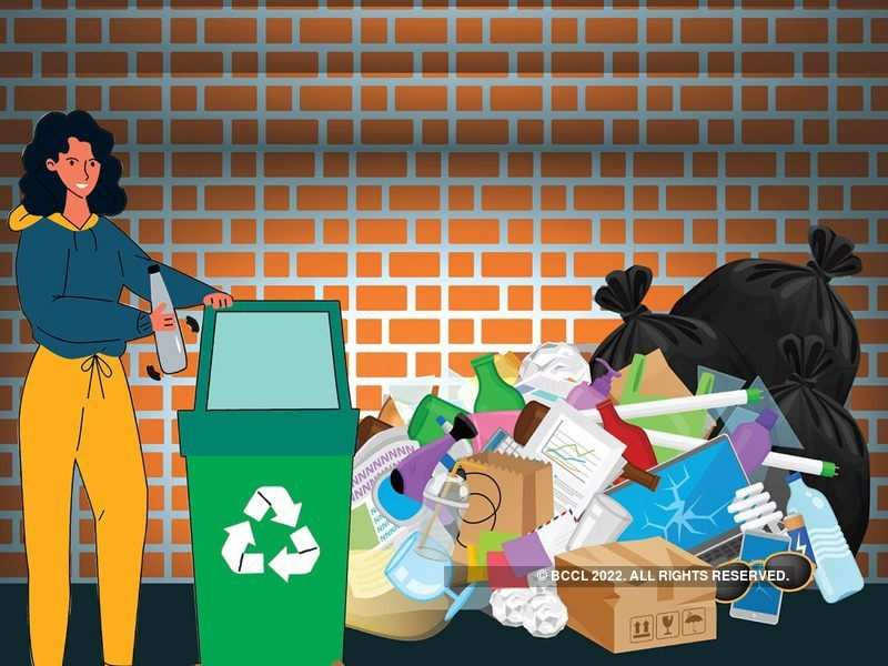 'Wish-cycling' or 'aspirational recycling' means putting non-recyclable items in the recycling bin, in the hope that they'll get recycled