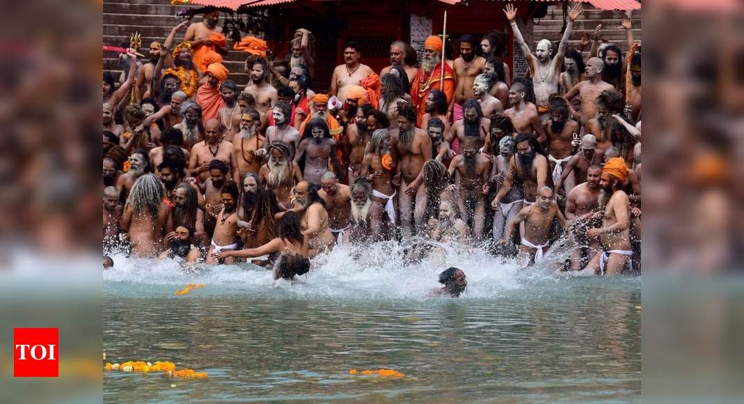 Firm in dock for fake Kumbh tests has tin shed 'office', gave wrong addresses