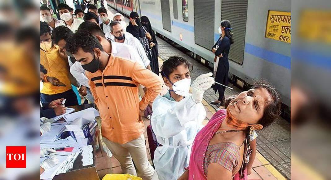 Photo of Maharashtra daily Covid-19 cases go past 10,000 again, Mumbai sees 11-day high (821) | Mumbai News