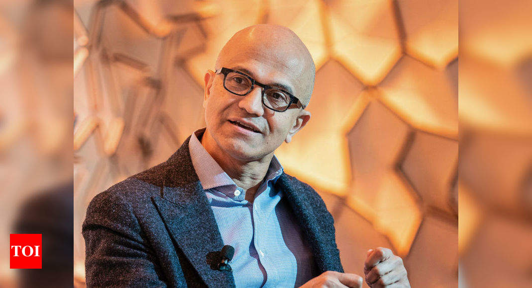 Microsoft gives more power to Nadella with board election thumbnail