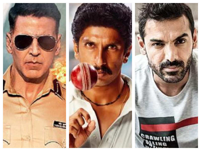 After Bell Bottom, Akshay Kumar's Sooryavanshi, John Abraham's Attack, Ranveer Singh's '83 to all queue up for theatrical release