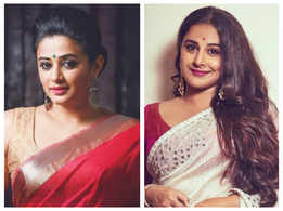 Did you know that 'The Family Man' star Priyamani is related to Vidya Balan?
