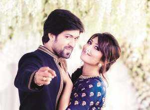 Revealed: How Yash had proposed to Radhika Pandit