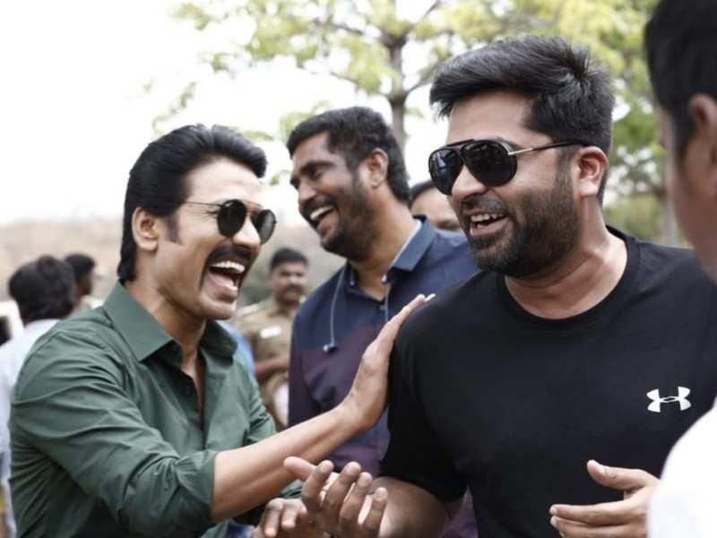 'Maanadu' star Udhaya praises Silambarasan and SJ Surya on Twitter