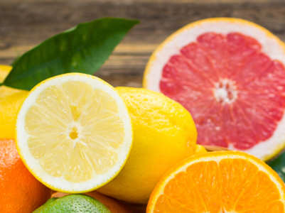 Best citrus fruits for the skin