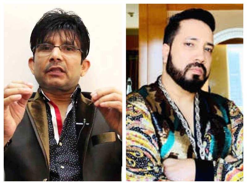 """KRK announces a diss track against Mika Singh, calls the song """"Suwar"""""""