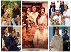 How Bengali films have explored family values in recent times?