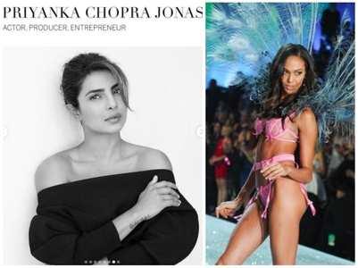 Priyanka new face of lingerie brand