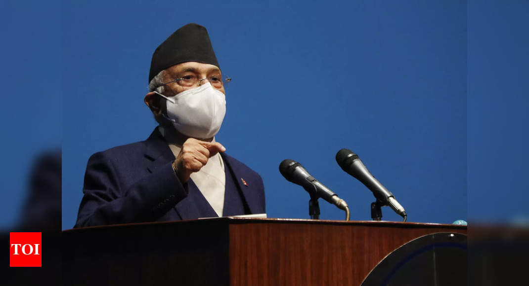 Courts cannot appoint prime minister, says Oli as he advocates dissolution of Nepal's House of Representatives