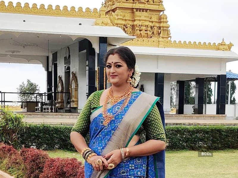 Rekha Krishnappa joins 'Thirumagal'; details inside (Photo - Instagram)