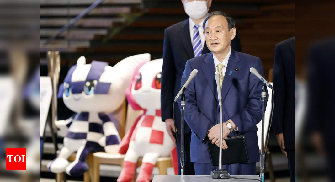 Japan lifts virus emergency a month before the Olympics