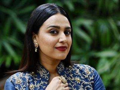 Peek-A-Boo at Swara Bhasker's under-renovation home