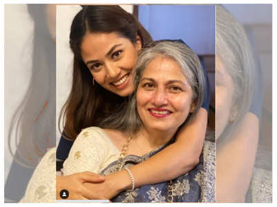 Mira Rajput's birthday post for her mother
