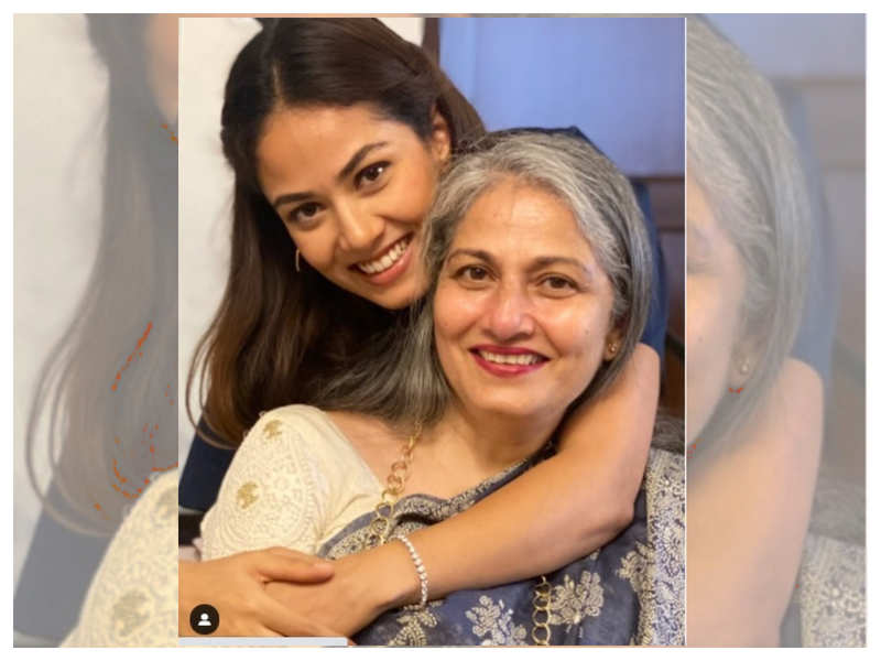 """Mira Rajput shares a lovely birthday post for her mother; Ishaan Khatter calls her """"super nani"""""""