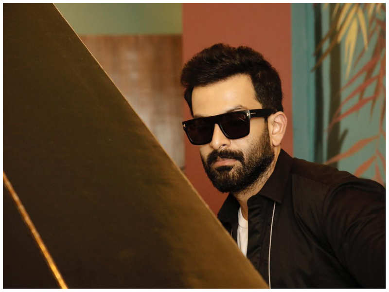 Prithviraj Sukumaran is all hearts for the story penned by his daughter Ally!
