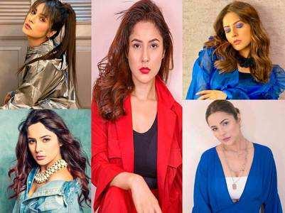 5 fashion-forward looks of Shehnaaz Gill