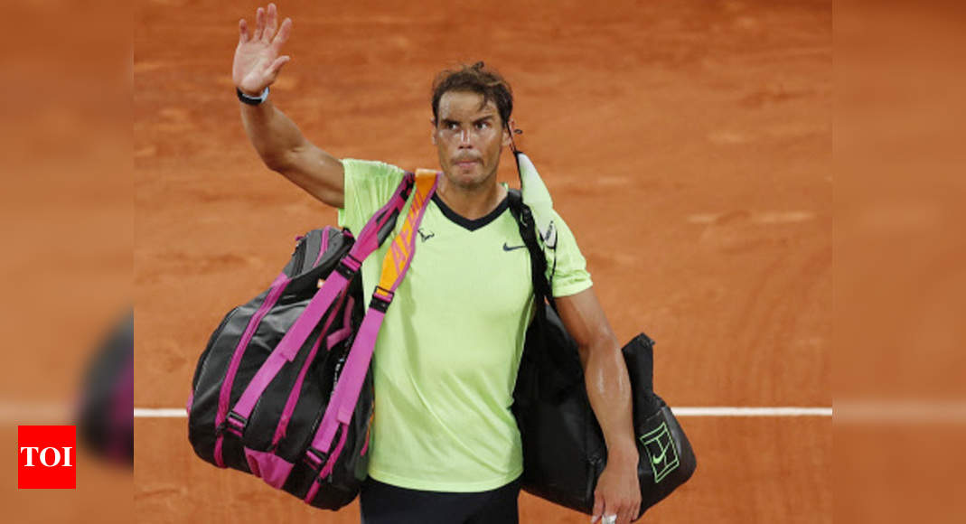 Nadal pulls out of Wimbledon and Tokyo Olympics to prolong career - Times of India thumbnail