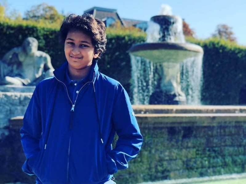 Mahesh Babu's son Gautam becomes one of the Top-8 competitive swimmers of Telangana