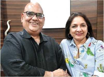 Satish Kaushik on Neena Gupta's memoir