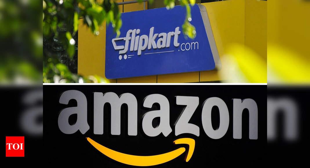 Flipkart, Amazon challenge court order on antitrust probe thumbnail