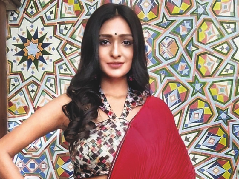 At one point I decided to quit acting, but a call changed it all:  Aishwarya Khare
