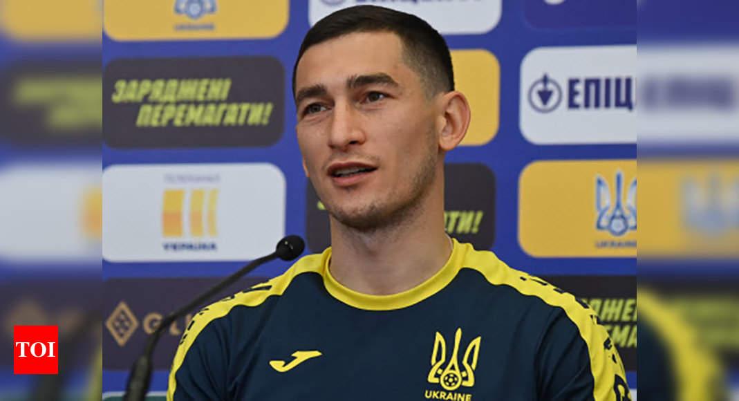 Euro: Stepanenko returns for Ukraine against North Macedonia | Football News - Times of India