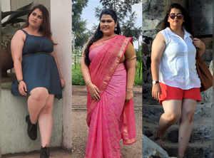 These pics of Akshaya Naik prove flab is fabulous