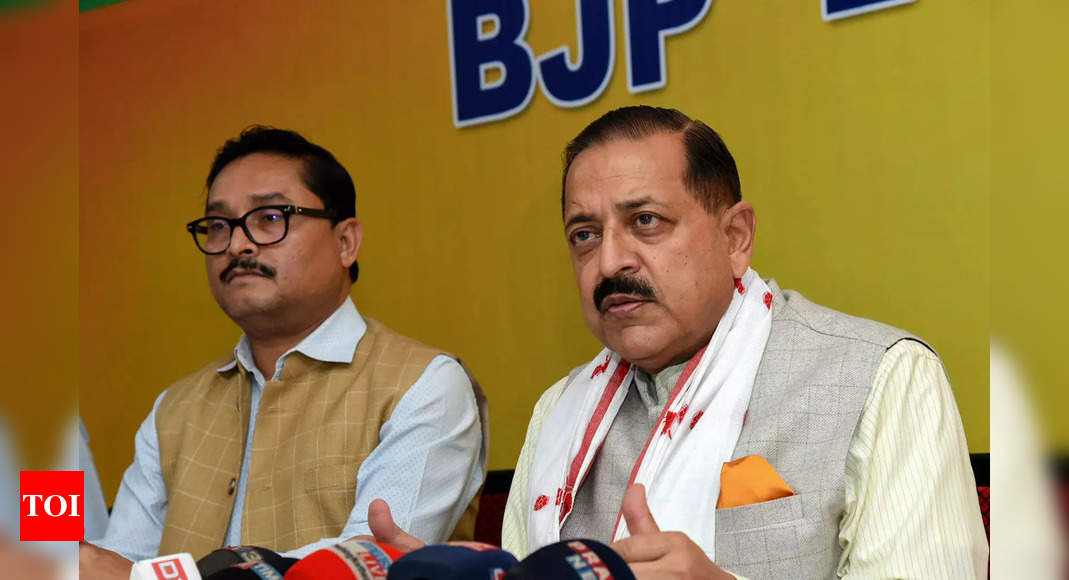India did better in managing Covid than many smaller European nations: Jitendra Singh thumbnail