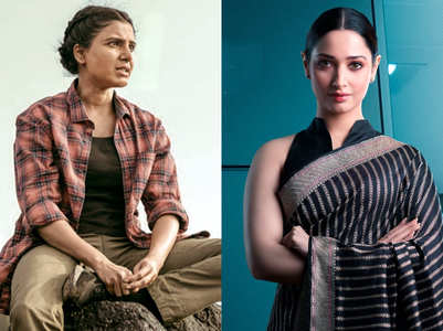 T'wood actresses who made their OTT debut