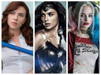 5 times superhero movies were sexist