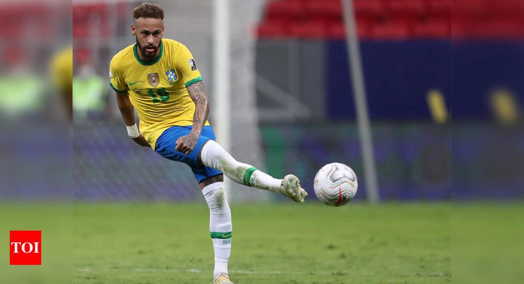 Superstar Neymar to miss Olympics   Tokyo Olympics News – Times of India