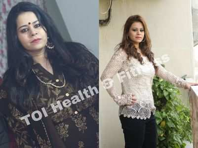 """""""Beetroot chapatis and eggs helped in weight loss"""""""