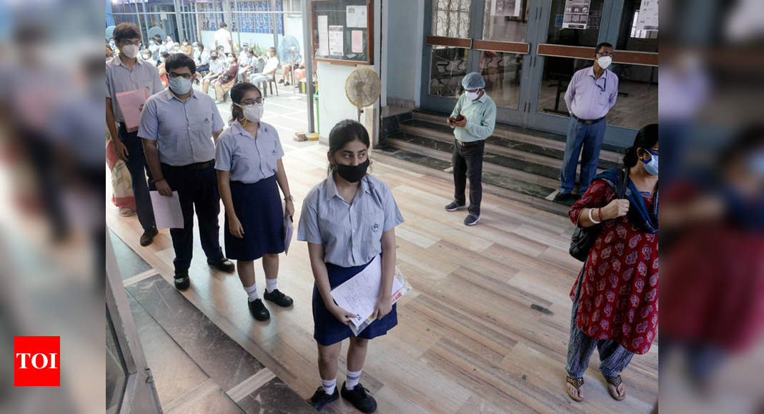 Explained: CBSE policy for Class XII evaluation – Times of India