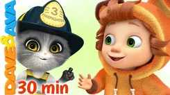 Check Out Latest Childrens English Nursery Song 'Five Little Kittens And Many More' for Kids - Watch Fun Kids Nursery Rhymes And Baby Songs In English