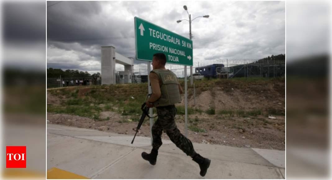 Gang shooting kills at least five in Honduran prison