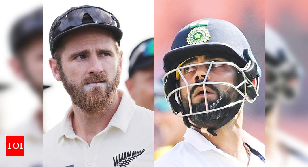 IND vs NZ WTC Final: India, New Zealand battle for crown but rain may play spoilsport | Cricket News – Times of India