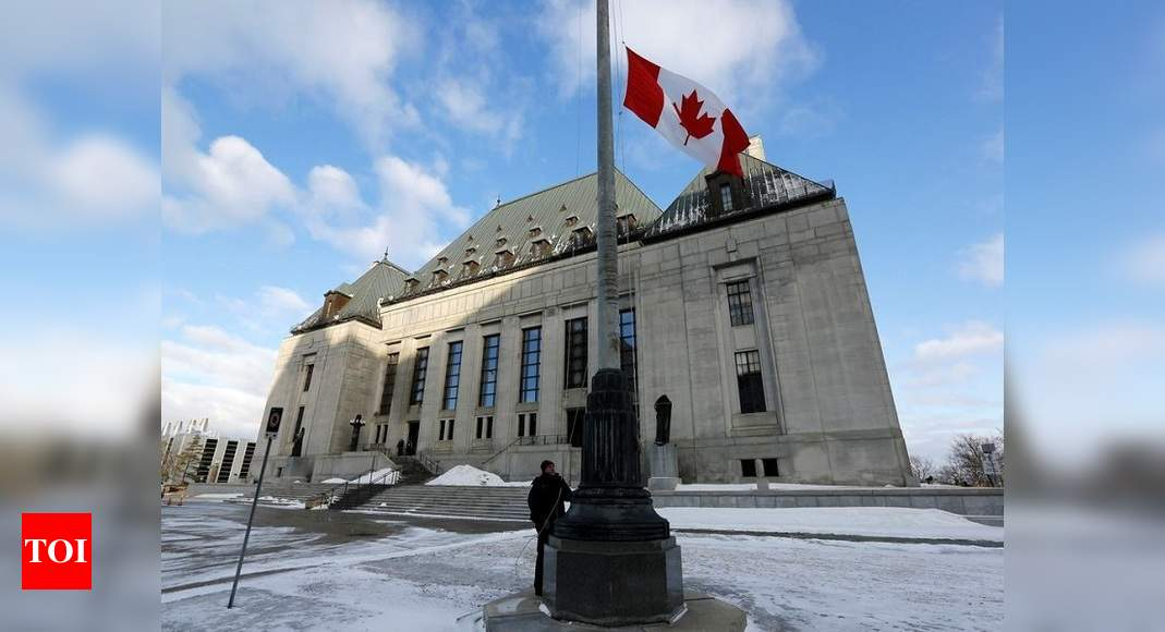 First person of color named in Canada's highest court