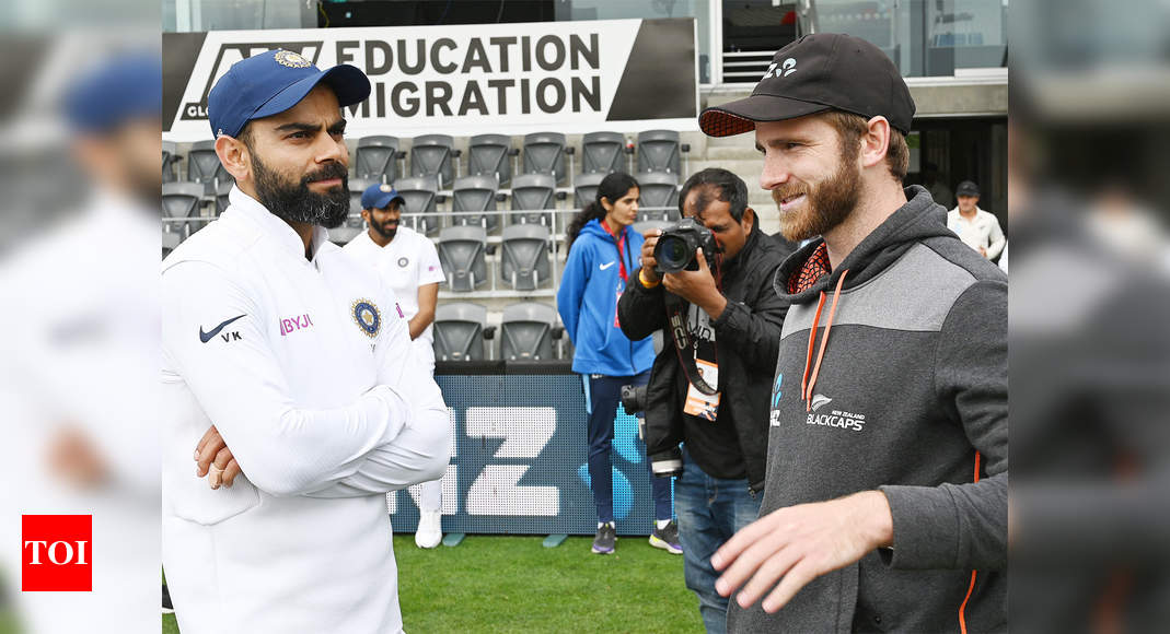 Virat Kohli-Kane Williamson bromance can wait; on the field, there is no room for any niceties | Cricket News – Times of India