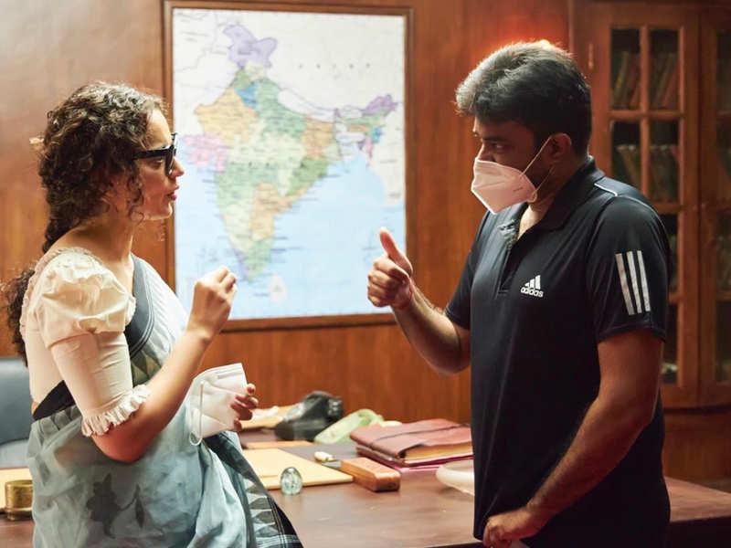 Kangana Ranaut says she can't wait to watch 'Thalaivi' as she wishes AL Vijay on his birthday!