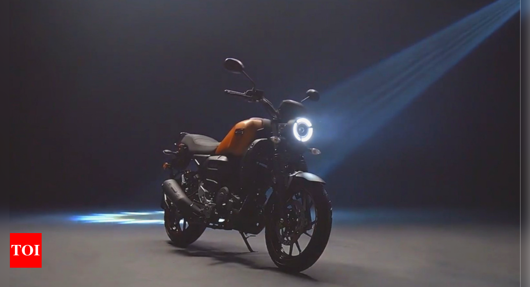 Yamaha FZ X price in India: Yamaha FZ-X launched at Rs 1,16,800, based on FZ150 | – Times of India