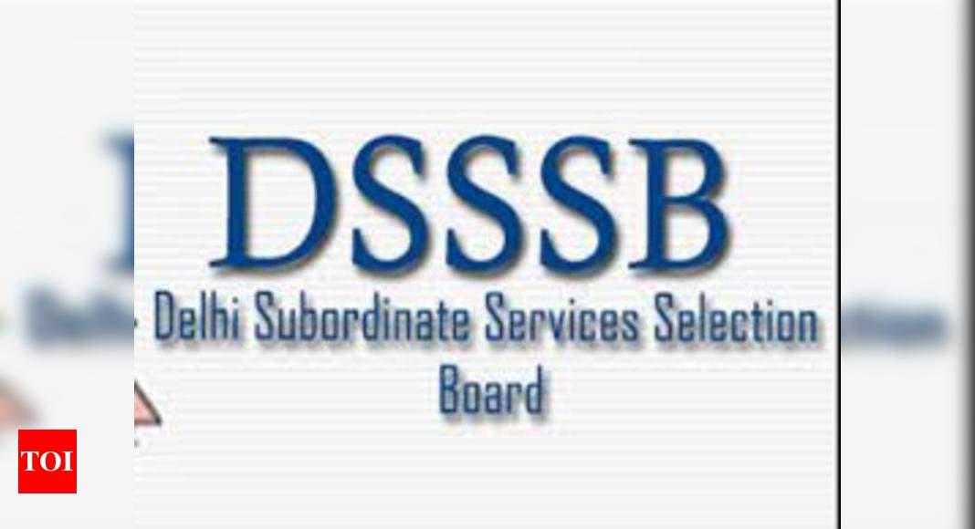 Photo of DSSSB Stenographer Grade III skill test merit list released at dsssb.delhi.gov.in