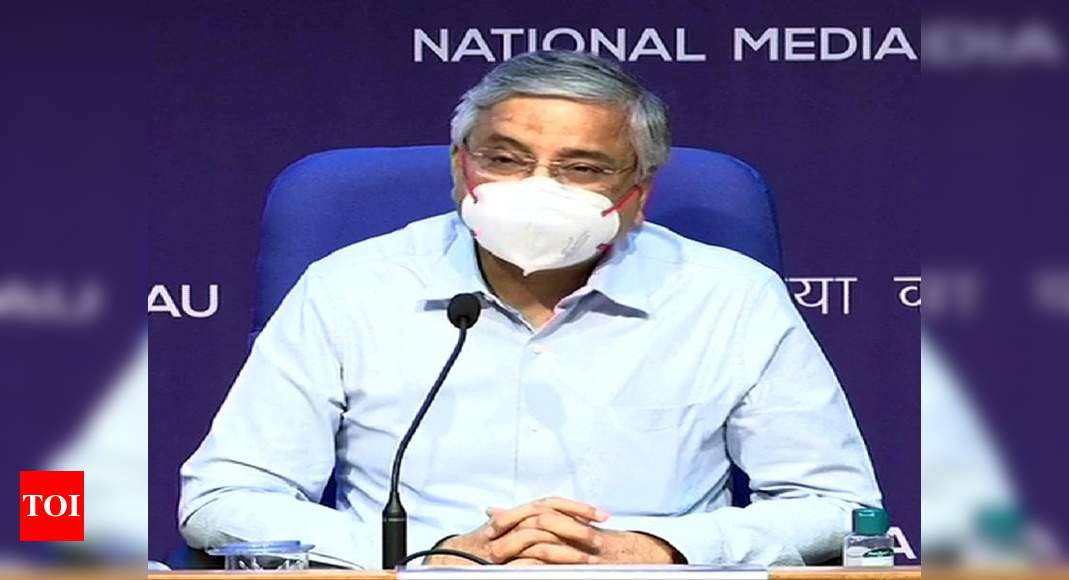 WHO-AIIMS seroprevalence survey outcome 'positive'; larger nationwide sample size needed for comprehensive results: Guleria | India News – Times of India