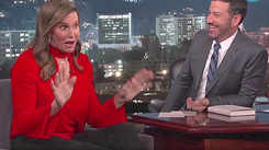 Caitlyn Jenner calls out Jimmy Kimmel after he compares her with Donald Trump