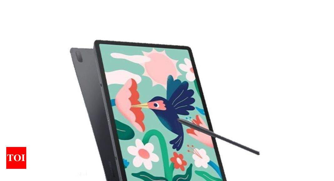 Photo of Samsung launches Galaxy Tab S7 FE and Galaxy Tab A7 Lite, price starts at Rs 11,999