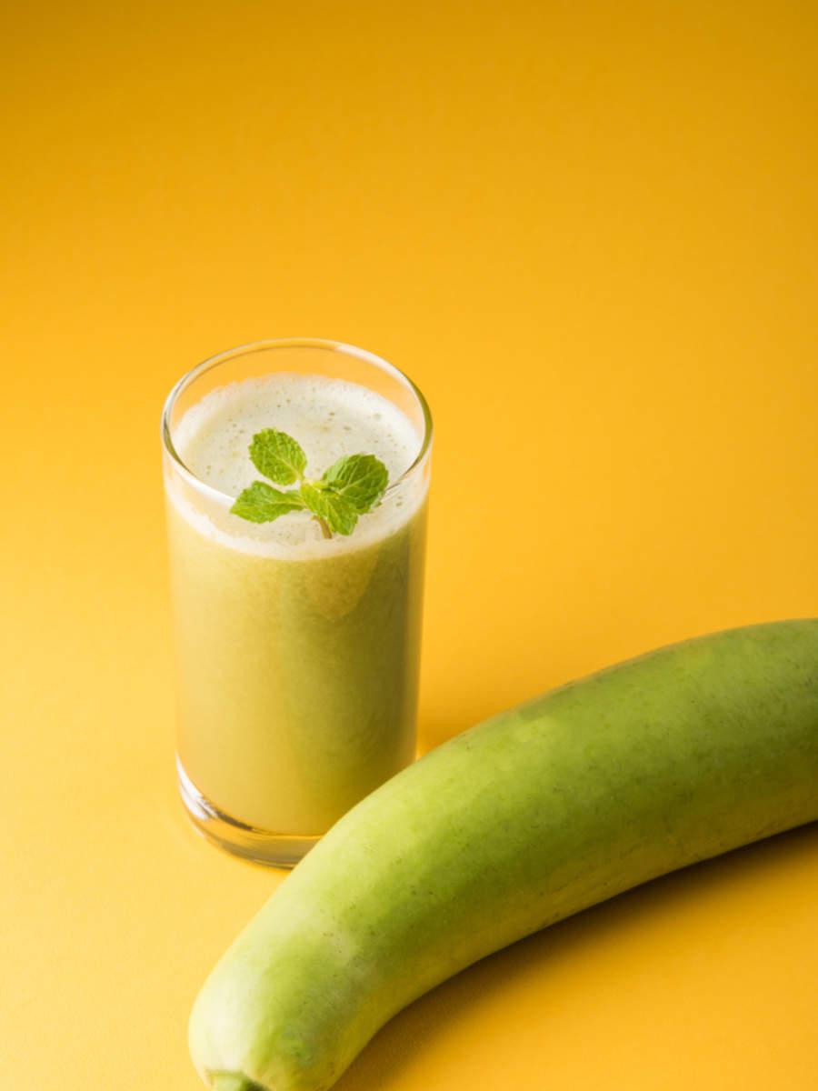Lauki juice and its beauty benefits