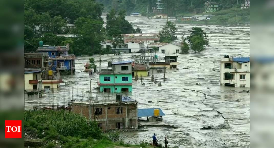 Indian and Chinese workers among 11 killed in floods in Nepal, 25 missing