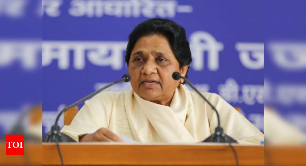 Govts should prepare in advance for possible Covid third wave: Mayawati thumbnail