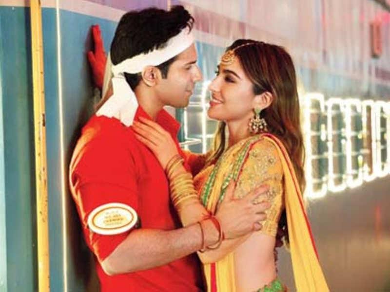 Sara Ali Khan believes Twitterati cannot judge a film like 'Coolie No 1'
